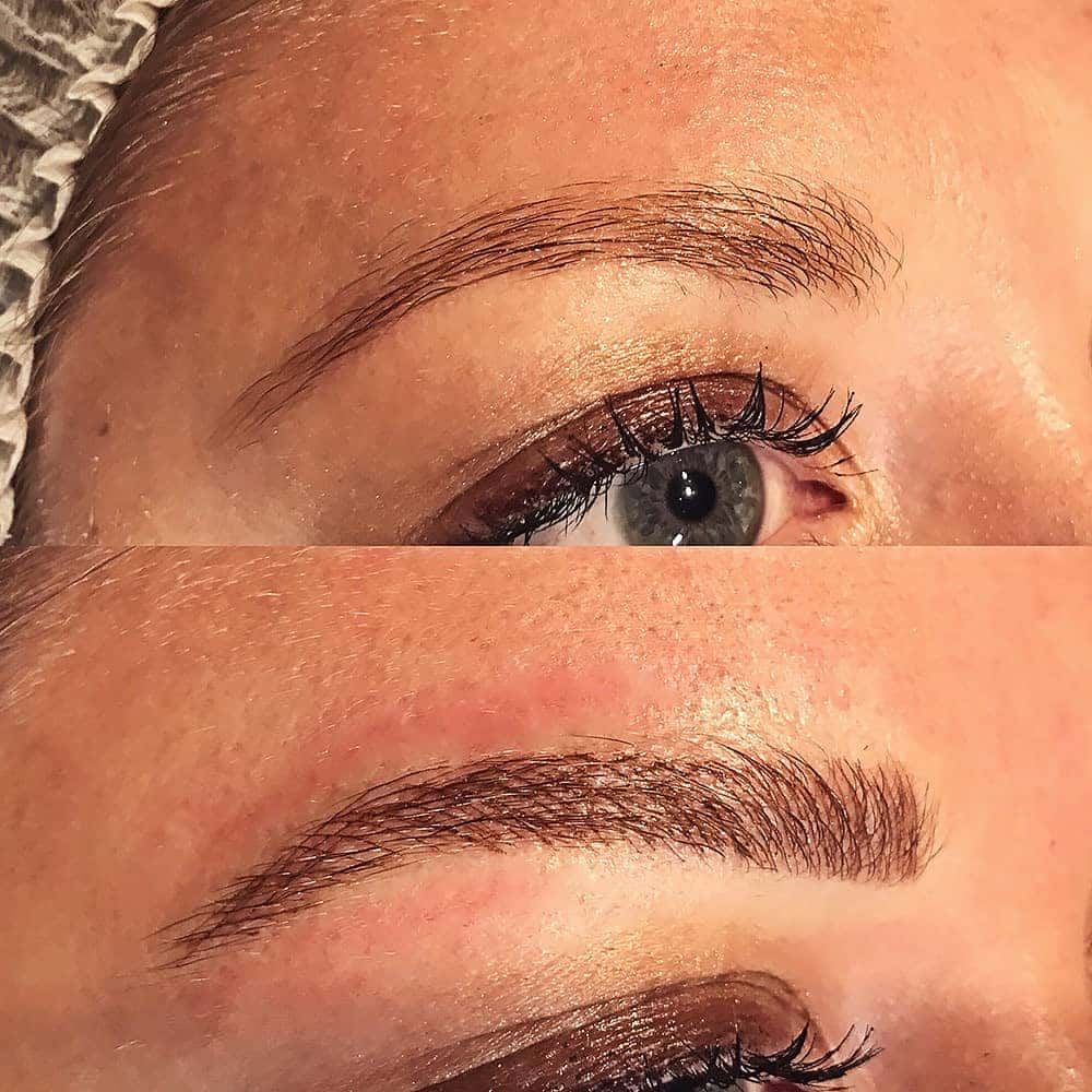 Eyebrow Tattooing